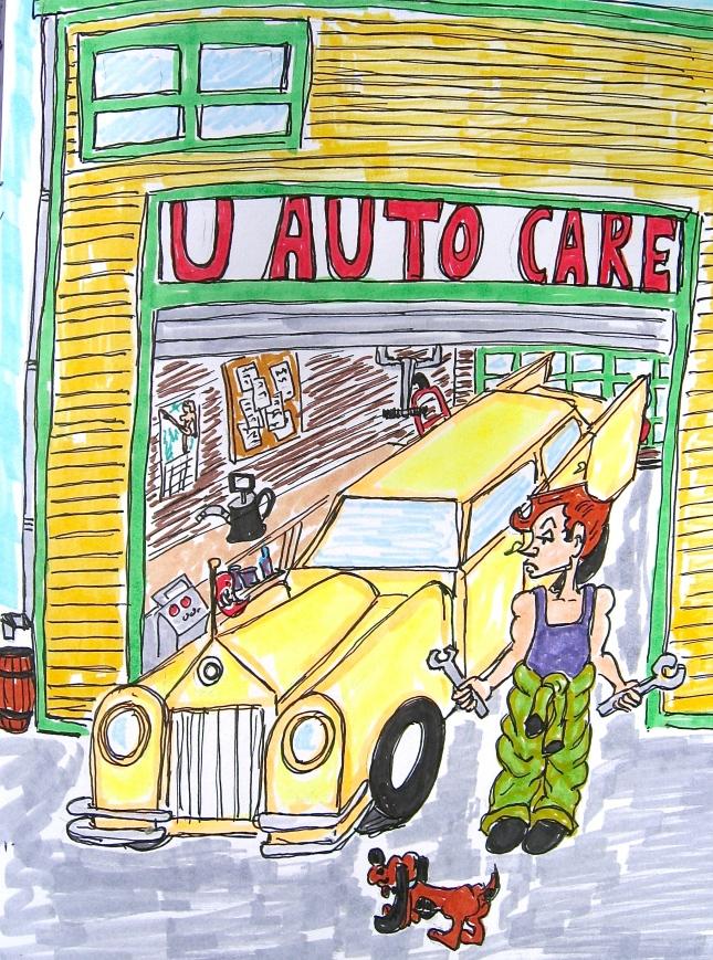 U Auto Care